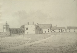 Sherburn Hospital, chapel f.70